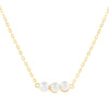 Dainty Pearl Necklace  | Urban Accessories NYC