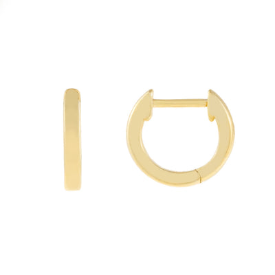 Simple Huggie Earrings  | Urban Accessories NYC