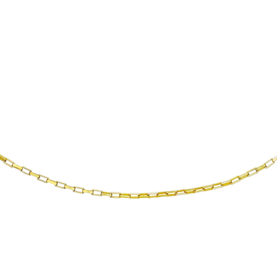 Dainty Box Necklace  | Urban Accessories NYC