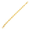 U Chain Bracelet Gold | Urban Accessories NYC