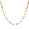 Figaro Necklace Gold | Urban Accessories NYC