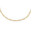Thin Figaro Necklace Gold | Urban Accessories NYC