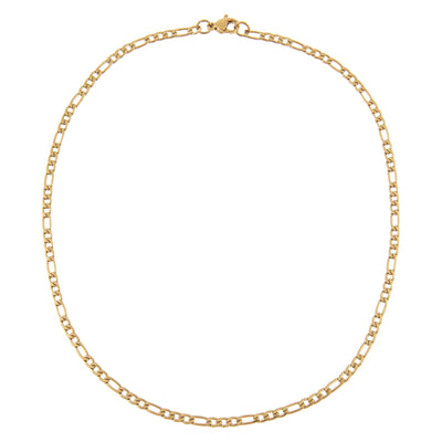 Thin Figaro Necklace  | Urban Accessories NYC