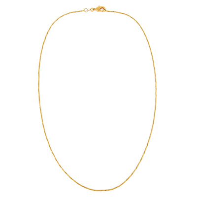 Thin Snake Chain Necklace  | Urban Accessories NYC