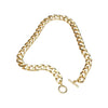 Gold Chunky Chain Necklace  | Urban Accessories NYC
