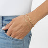 Thin Open Link Bracelet  | Urban Accessories NYC
