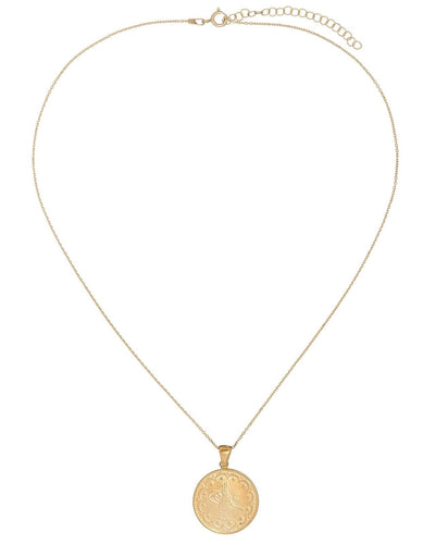Coin Pendant Necklace  | Urban Accessories NYC
