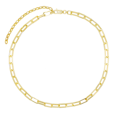 Box Link Choker  | Urban Accessories NYC