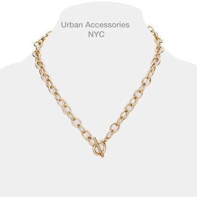Gold Chain Necklace  | Urban Accessories NYC