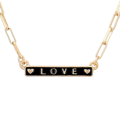 Love Necklace  | Urban Accessories NYC