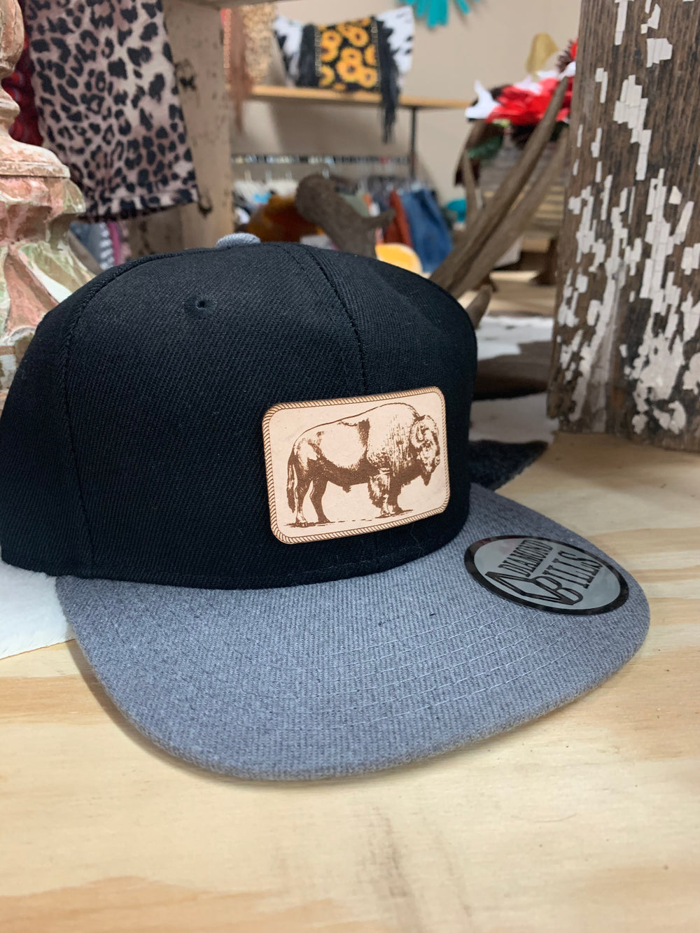 Kids Buffalo Cap