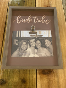 Bride Tribe Frame