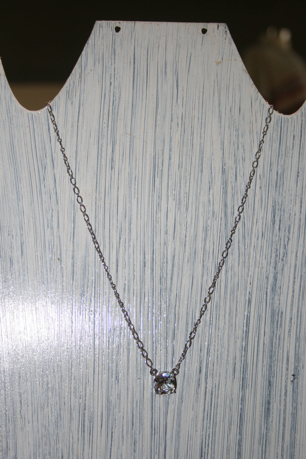 Cozy Crystal Necklace