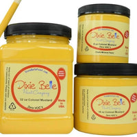 Dixie Belle Paint COLONEL MUSTARD 16 OZ