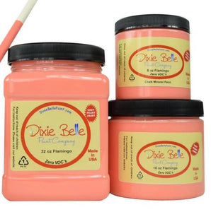 Dixie Belle Paint FLAMINGO 8 oz