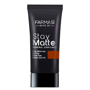 Stay Matte Foundation Movha 08