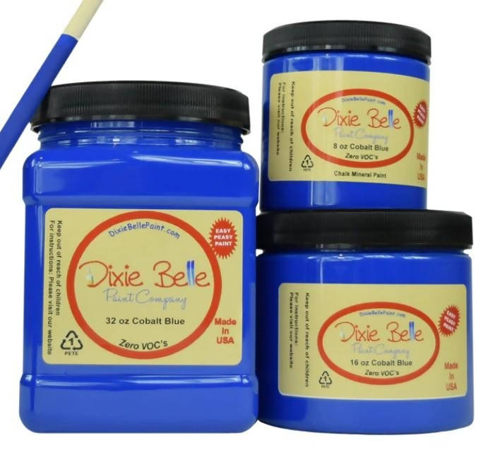 Dixie Belle Paint COBALT 16 oz