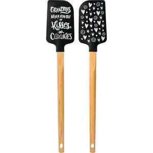 Kisses or Cookies Spatula