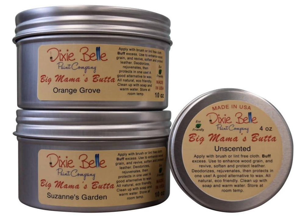 Dixie Belle Paint BIG MAMA;S BUTTA 4 OZ UNSCENTED