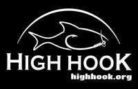 High Hook Car Decal