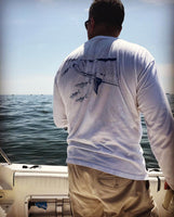 Tarpon Long Sleeve Cotton Shirt