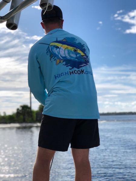 Tuna Performance Long Sleeve Shirt