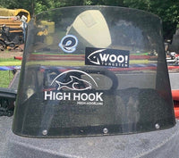 HighHook Car and Boat Decal