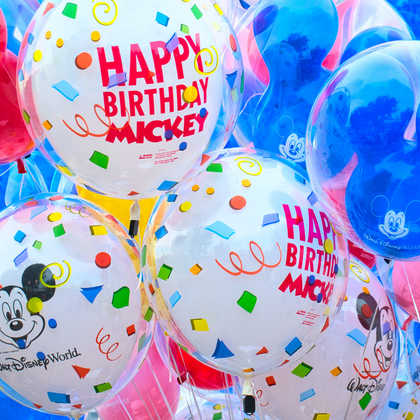Licensed Balloons