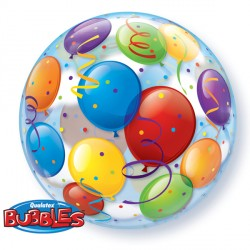 Bubble Message Balloons Balloon | 22""