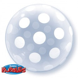 Bubble Deco Big Polka Dots Balloon | 20""
