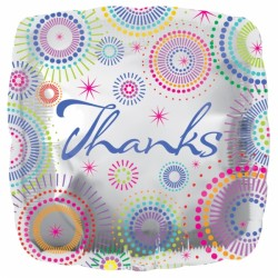 Thanks Dots S40 Balloon | 18""