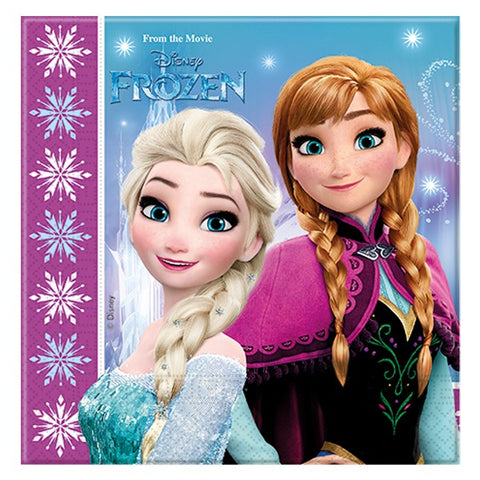 Disney Frozen Napkins | Pack of 20