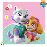 Paw Patrol Skye & Everest Napkins | Pack of 20
