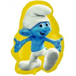 Foil Shape Smurf Balloon 25""