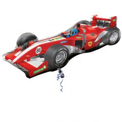 Foil Shape F1 Car Balloon 24""