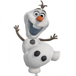 Foil Shape Disney Frozen Olaf Balloon P38 | 41""