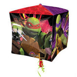 Cubez Nickelodeon Turtles Balloon | 15""