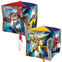Cubez Transformers Balloon | 15""