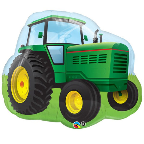 Foil Shape Farm Tractor Balloon C