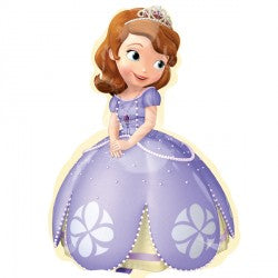 Foil Shape Disney Sofia Balloon P38 | 26""