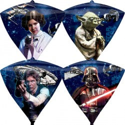 Diamondz Disney Star Wars Balloon | 17""