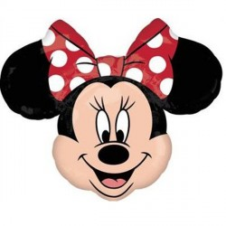 Foil Shape Disney Minnie Mouse Balloon P38