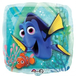 Foil Square Disney Dory Balloon | 18""