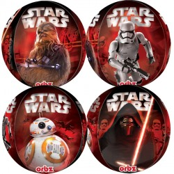 Orbz Disney Star Wars Balloon | 16""