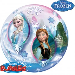 Bubble Disney Frozen Balloon | 22""