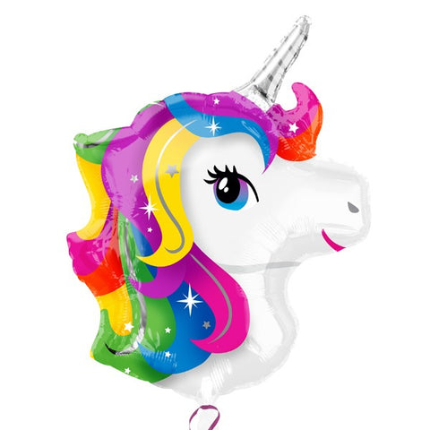 Foil Unicorn Street Treat Balloon | 28""