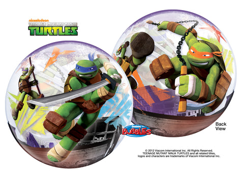 Bubble Nickelodeon Turtles Balloon | 22""