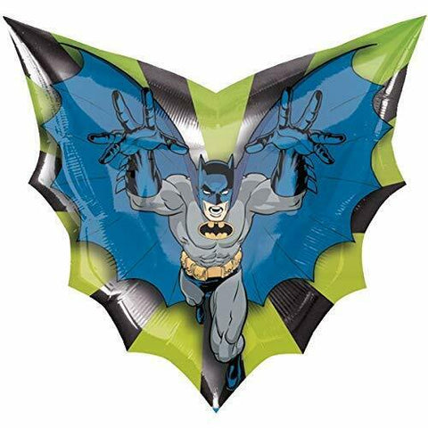 Foil Shape Marvel Batman Balloon
