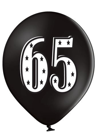 Latex Preprinted 65  Balloons | 12""