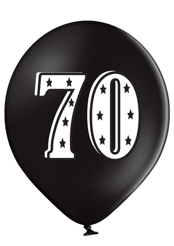 Latex Preprinted 70  Balloons | 12""